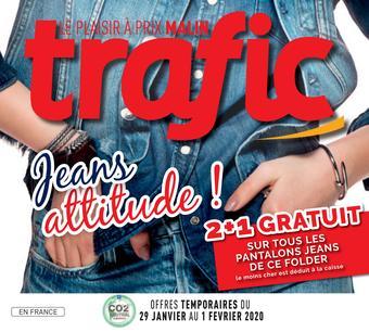Trafic catalogue publicitaire (valable jusqu'au 04-02)