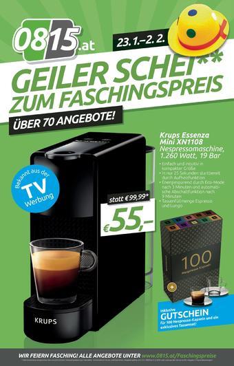 0815 Werbeflugblatt (bis einschl. 02-02)