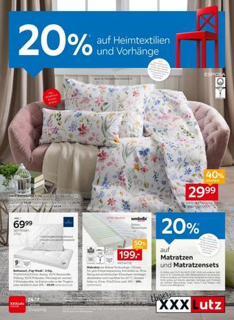 XXXLutz Werbeflugblatt (bis einschl. 28-02)