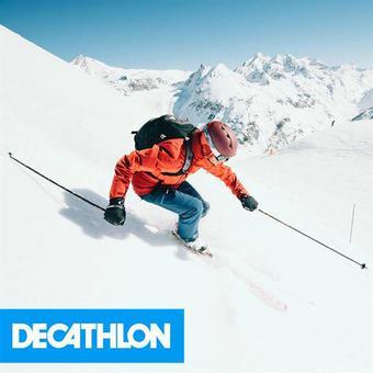 Decathlon Werbeflugblatt (bis einschl. 17-02)