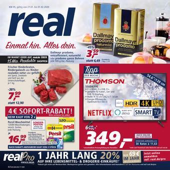 real reclame folder (geldig t/m 01-02)
