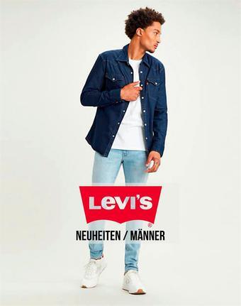 Levi's Store Werbeflugblatt (bis einschl. 24-03)