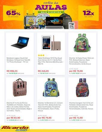 Ricardo Eletro catálogo promocional (válido de 10 até 17 06-02)