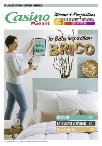 Géant Casino catalogue publicitaire (valable jusqu'au 23-02)