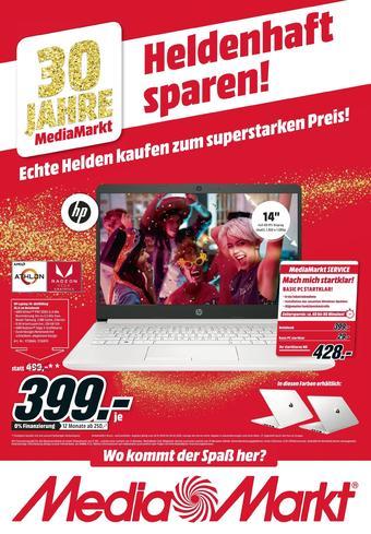 Media Markt Werbeflugblatt (bis einschl. 04-04)