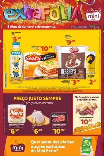 Extra Supermercado catálogo promocional (válido de 10 até 17 30-01)