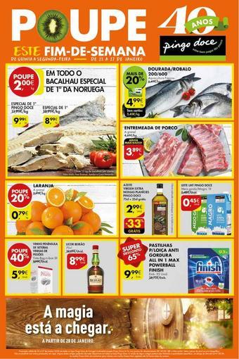 Pingo Doce folheto promocional (válido de 10 ate 17 27-01)