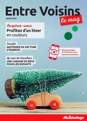Mr Bricolage catalogue publicitaire (valable jusqu'au 29-02)