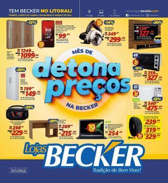 Lojas Becker catálogo promocional (válido de 10 até 17 31-01)