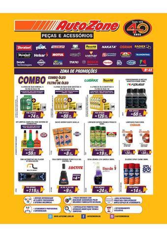 AutoZone catálogo promocional (válido de 10 até 17 02-02)
