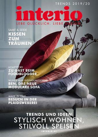 Interio Werbeflugblatt (bis einschl. 31-01)