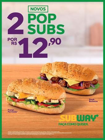 Subway catálogo promocional (válido de 10 até 17 03-03)