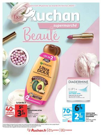 Auchan catalogue publicitaire (valable jusqu'au 04-02)