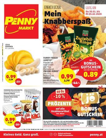 PENNY Werbeflugblatt (bis einschl. 05-02)