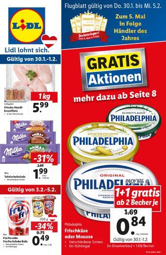 Lidl Werbeflugblatt (bis einschl. 05-02)