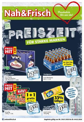 Nah & Frisch Werbeflugblatt (bis einschl. 04-02)