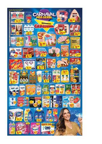 Supermercados Guanabara catálogo promocional (válido de 10 até 17 29-01)