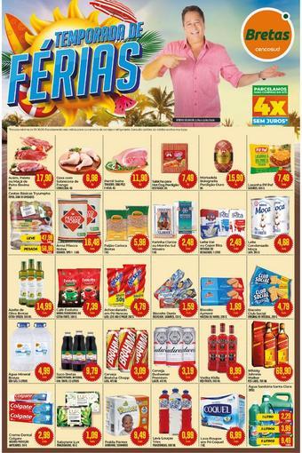 Supermercados Bretas catálogo promocional (válido de 10 até 17 31-01)