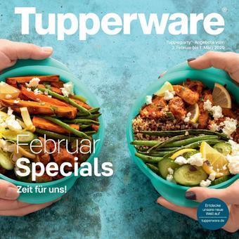 Tupperware Prospekt (bis einschl. 01-03)