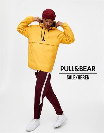 PULL&BEAR reclame folder (geldig t/m 28-02)