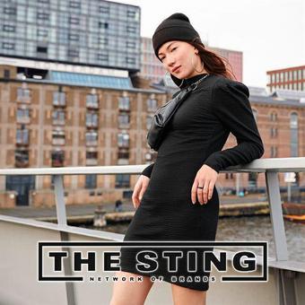 The Sting reclame folder (geldig t/m 30-03)