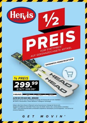 Hervis Werbeflugblatt (bis einschl. 12-02)