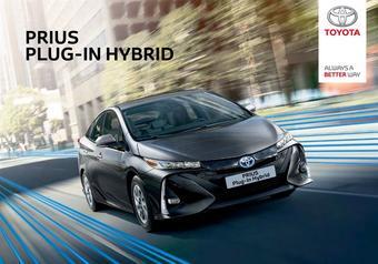 Toyota reclame folder (geldig t/m 31-12)