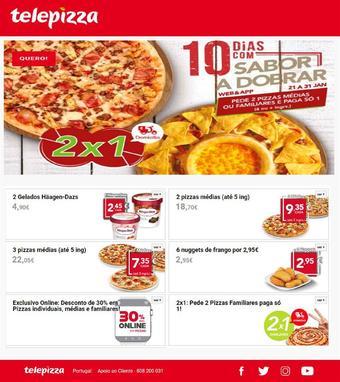 Telepizza folheto promocional (válido de 10 ate 17 29-02)