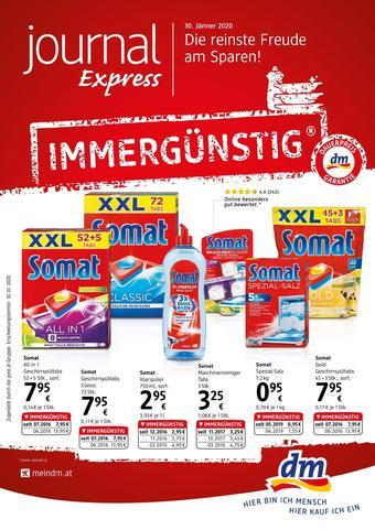 dm Werbeflugblatt (bis einschl. 26-02)