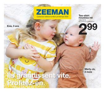 Zeeman catalogue publicitaire (valable jusqu'au 31-05)