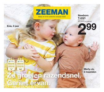 Zeeman reclame folder (geldig t/m 31-05)