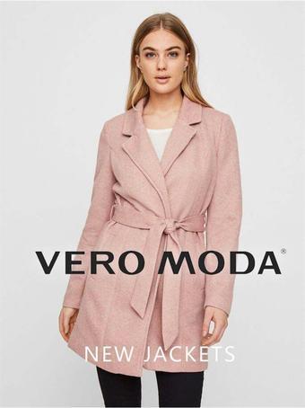 Vero Moda reclame folder (geldig t/m 30-03)