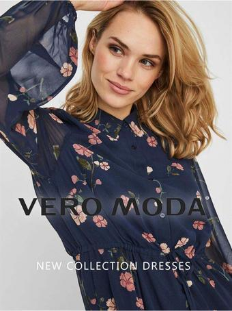Vero Moda reclame folder (geldig t/m 31-03)