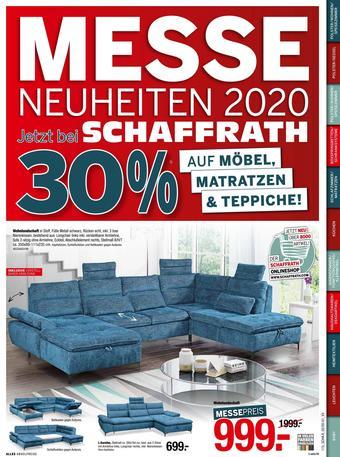 Schaffrath Prospekt (bis einschl. 31-03)