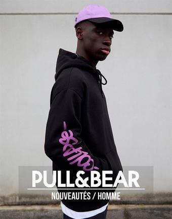 Pull&Bear reclame folder (geldig t/m 28-03)