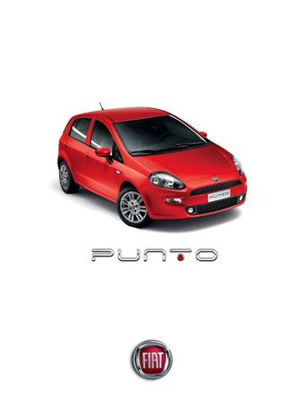 Fiat reclame folder (geldig t/m 31-12)