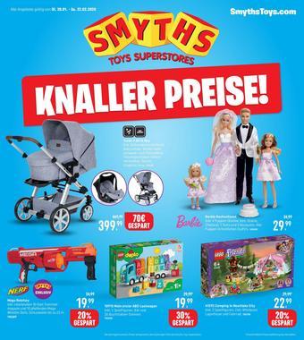 Smyths Toys Prospekt (bis einschl. 22-02)