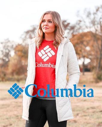 Columbia Werbeflugblatt (bis einschl. 16-03)