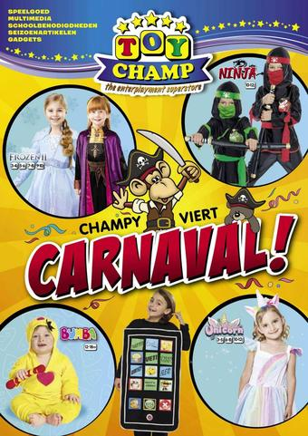 ToyChamp reclame folder (geldig t/m 01-03)