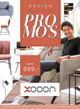 Xooon reclame folder (geldig t/m 01-03)