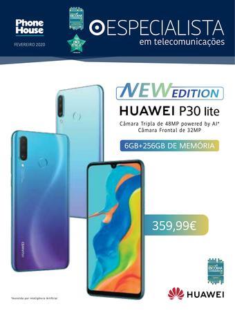 Phone House folheto promocional (válido de 10 ate 17 29-02)
