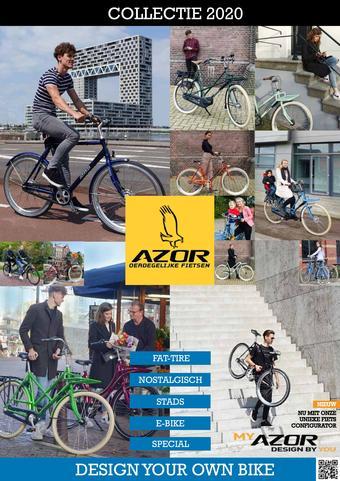 AZOR reclame folder (geldig t/m 31-12)