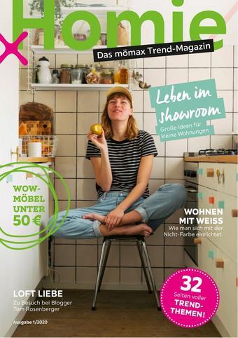 Mömax Werbeflugblatt (bis einschl. 25-04)