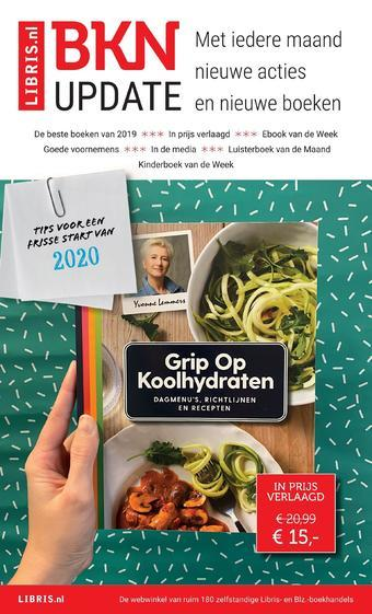 Libris reclame folder (geldig t/m 29-02)
