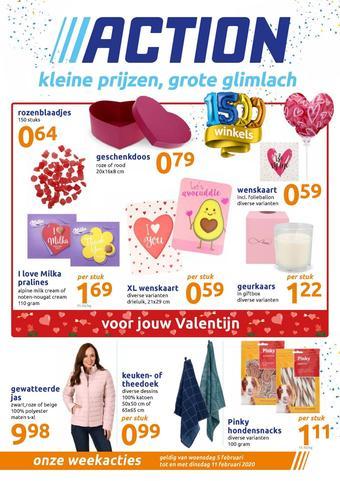 Action Werbeflugblatt (bis einschl. 25-02)