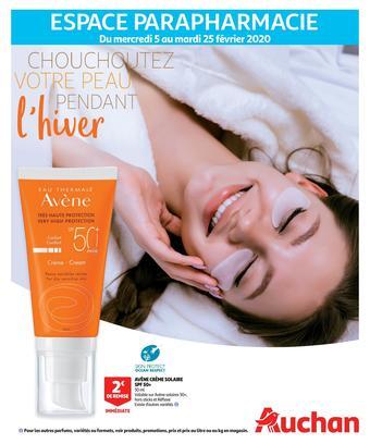 Auchan catalogue publicitaire (valable jusqu'au 25-02)