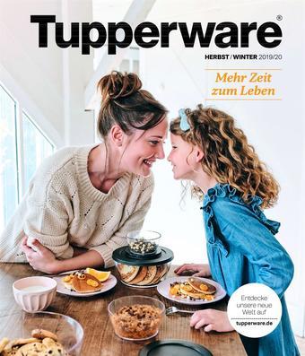 Tupperware Prospekt (bis einschl. 20-03)