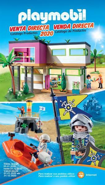Playmobil folheto promocional (válido de 10 ate 17 31-08)