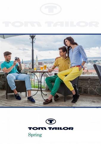 Tom Tailor Werbeflugblatt (bis einschl. 30-03)