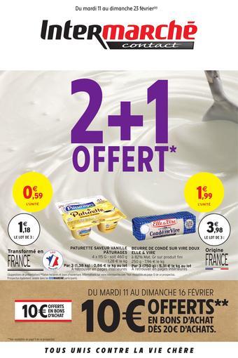 Intermarché catalogue publicitaire (valable jusqu'au 23-02)